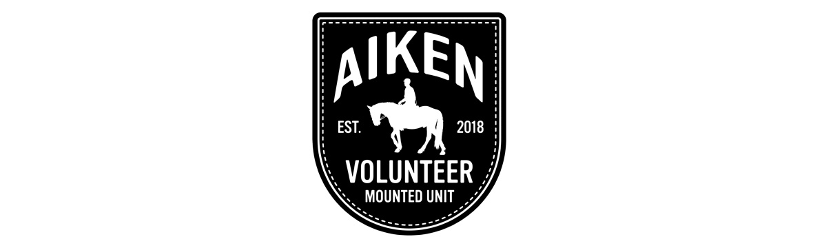 Aiken Volunteer Mounted Unit logo
