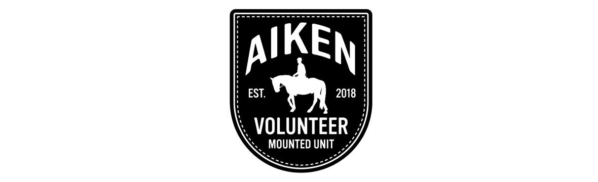 Aiken Volunteer Mounted Unit logo